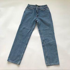 Ralph Lauren vintage size 8 (28/29) mom jeans